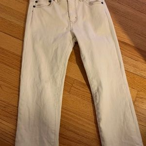 J.Crew boys Stone color jeans